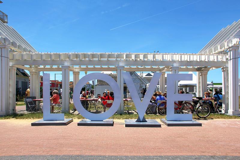 LOVE @ the Boardwalk Oceanfront