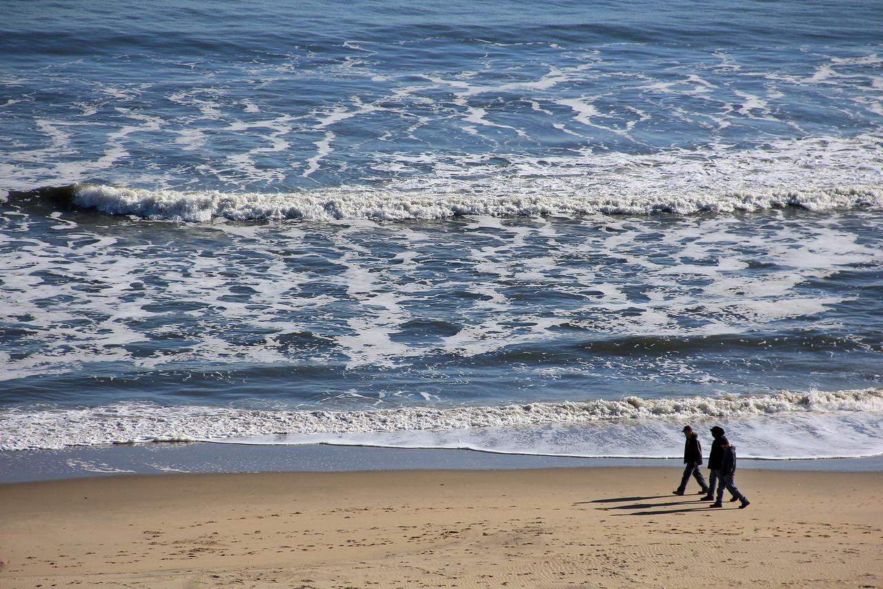 Virginia Beach Oceanfront Early Walkers 2013