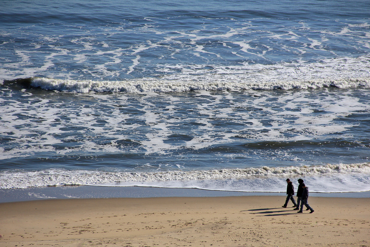 Virginia Beach Oceanfront Early Walkers 2013