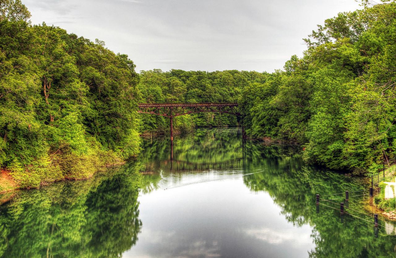 Busch Gardens - Loch Ness 2013