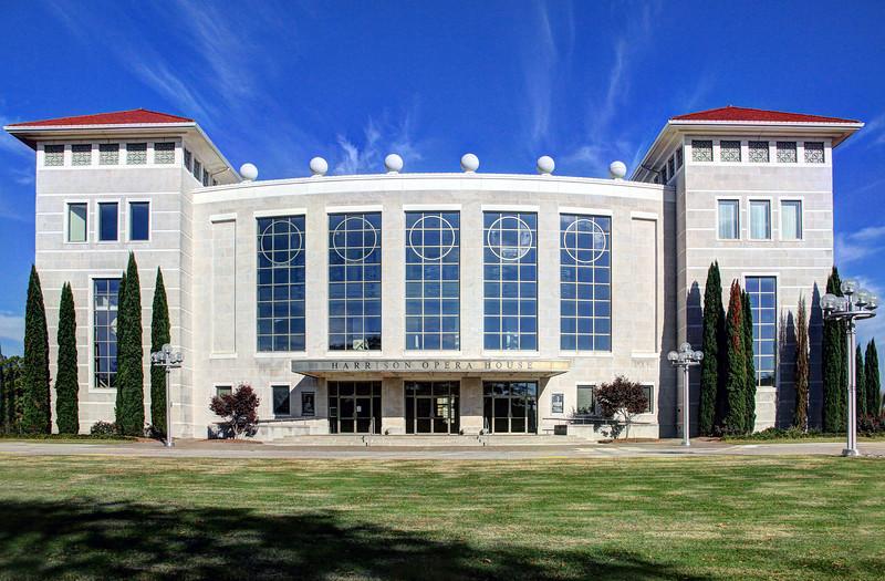 Harrison Opera House, Norfolk Virginia