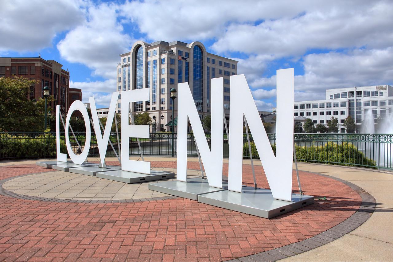 LOVE in Newport News