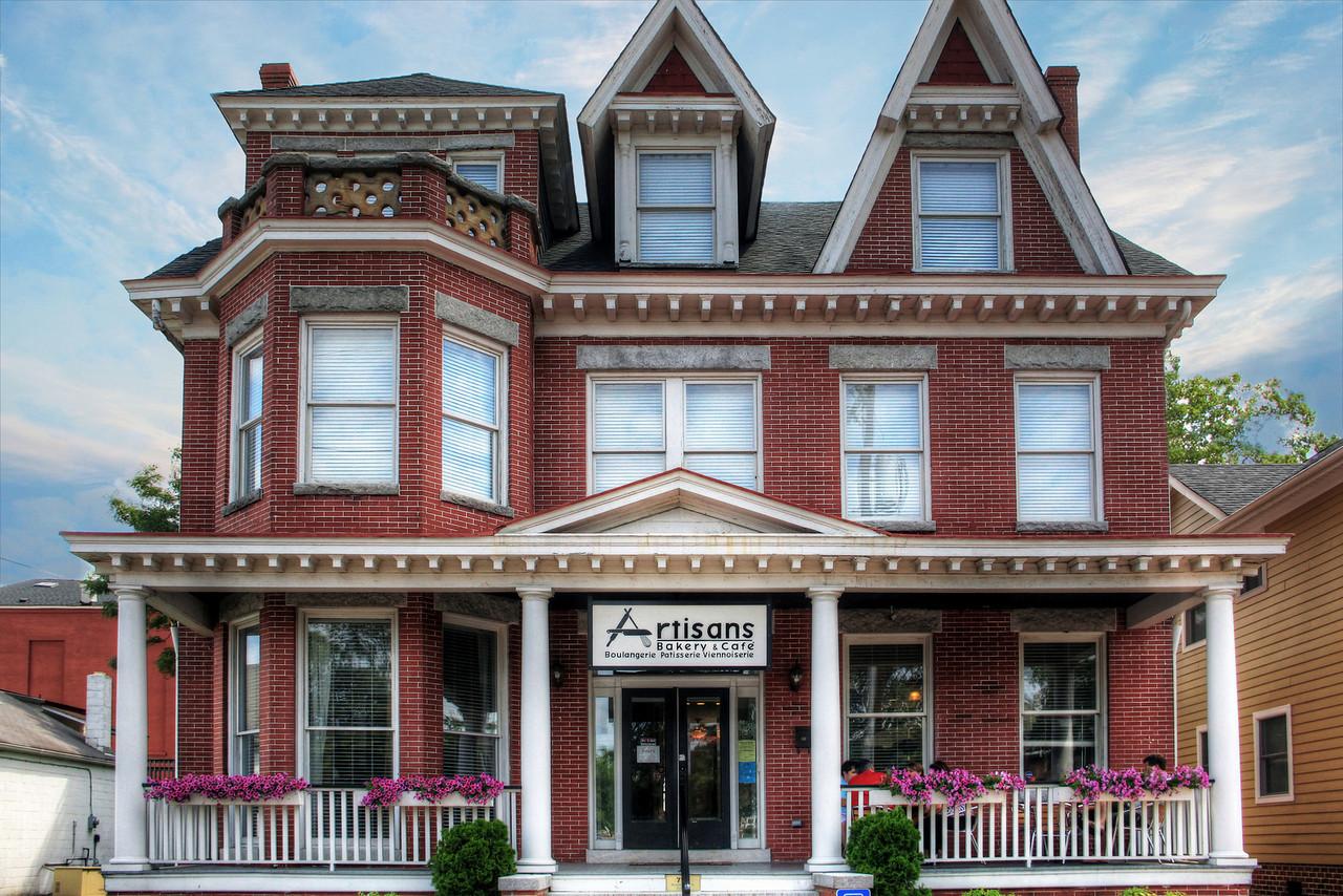 Artisans Bakery & Cafe in Portsmouth, Virginia