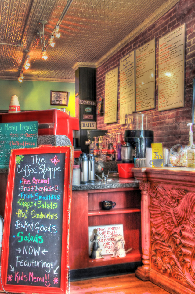 The Coffee Shoppe - Portsmouth, VA