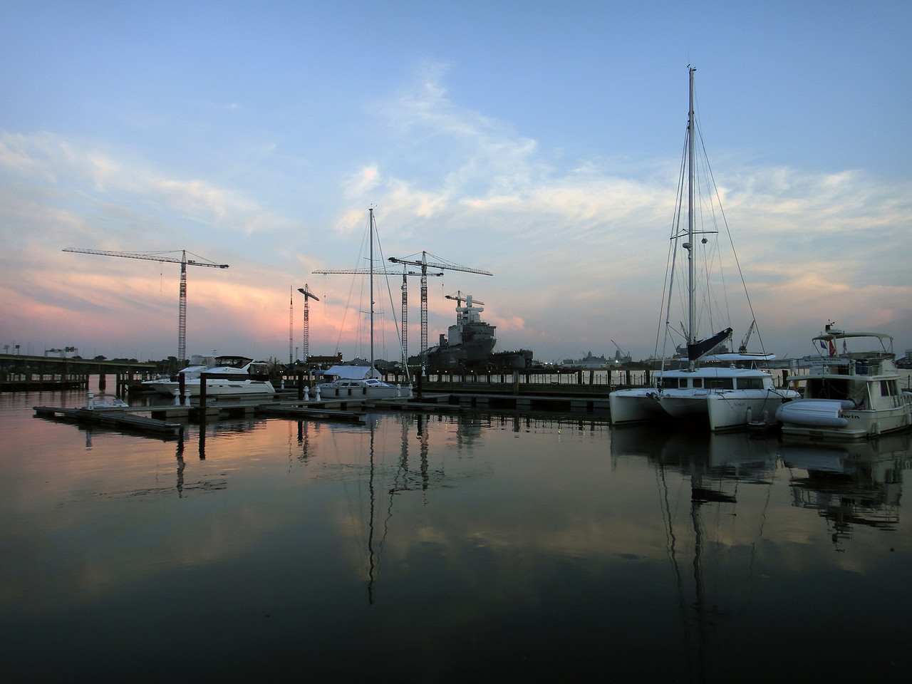 Waterside Marina in Norfolk (2)