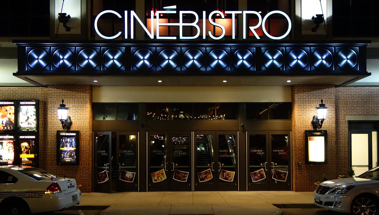 Cobb Cinebistro @ Peninsula Town Center