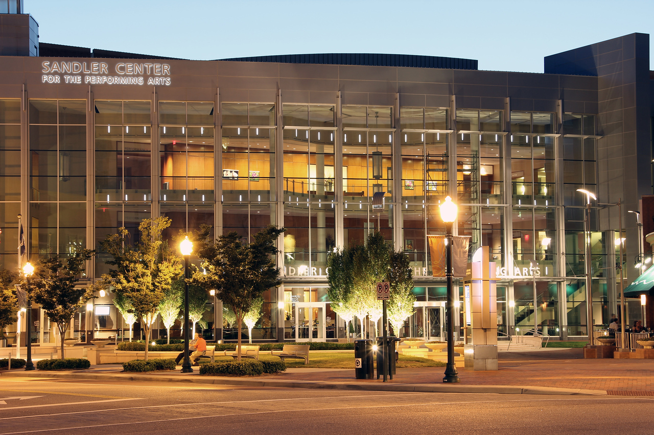 Sandler Center - Town Center, Va. Beach