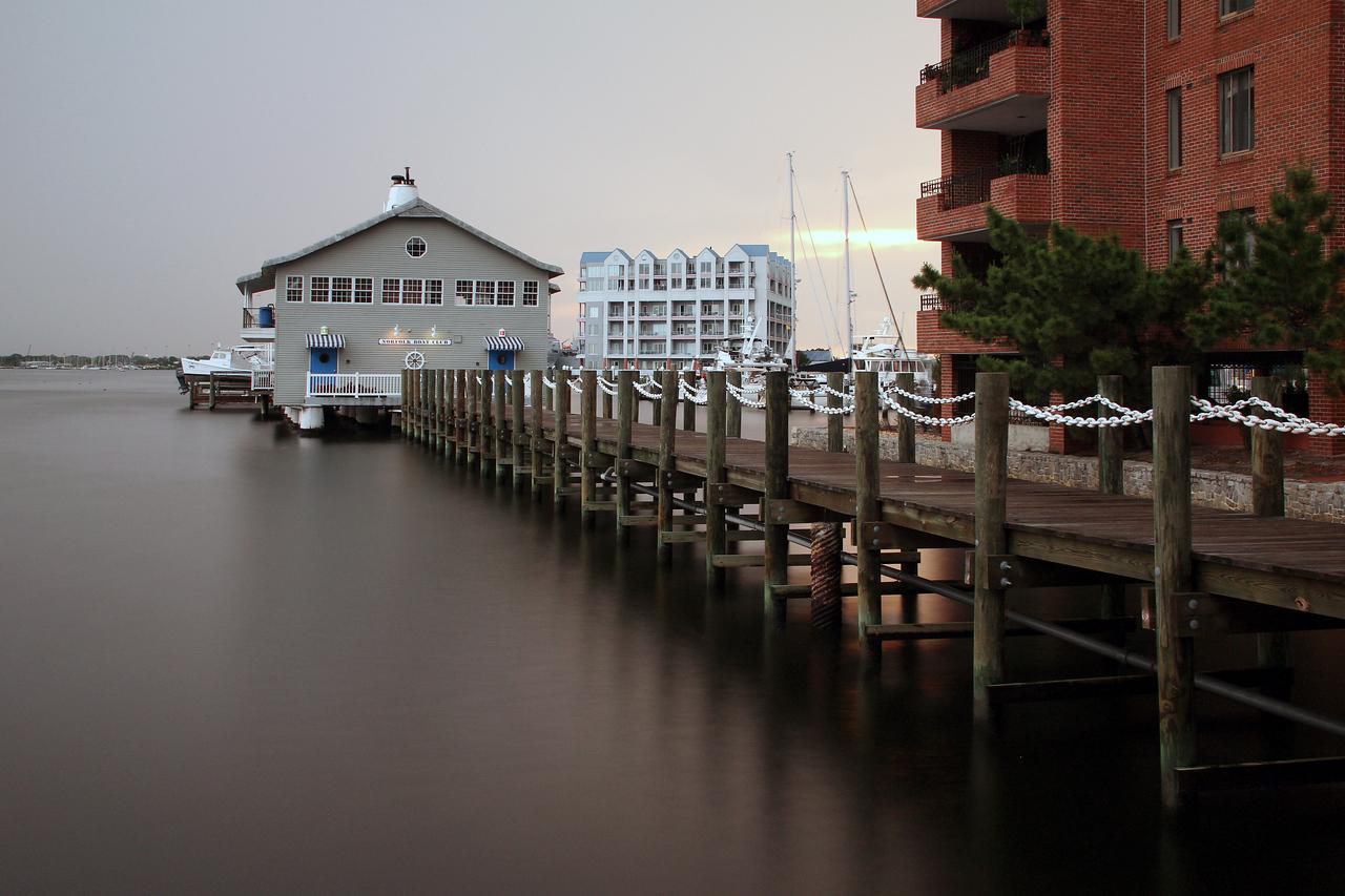 Norfolk Boat Club Pier
