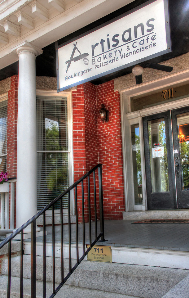 Welcome - Artisans Bakery & Cafe