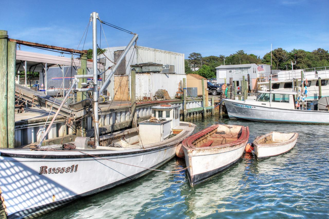 The Lynnhaven Fishing Company Pier