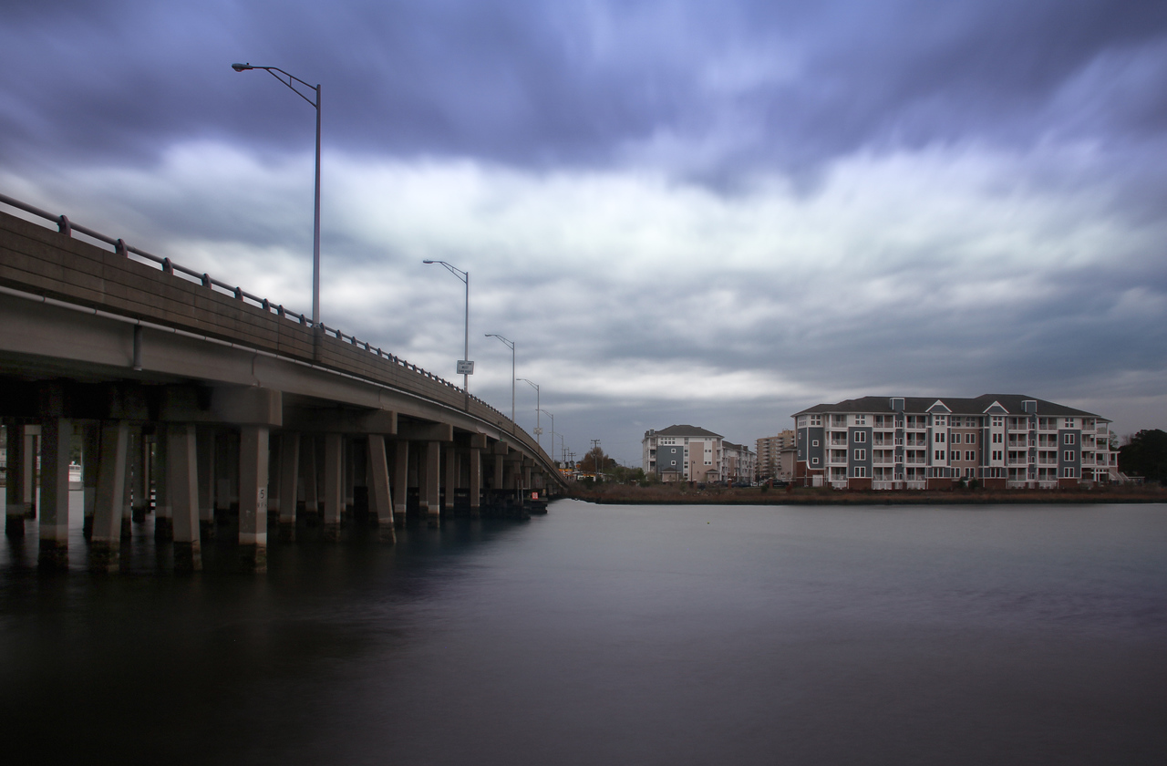 Granby St. Bridge on Lafayette River