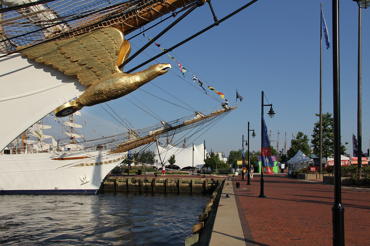 2012 Harborfest - Gold Eagle