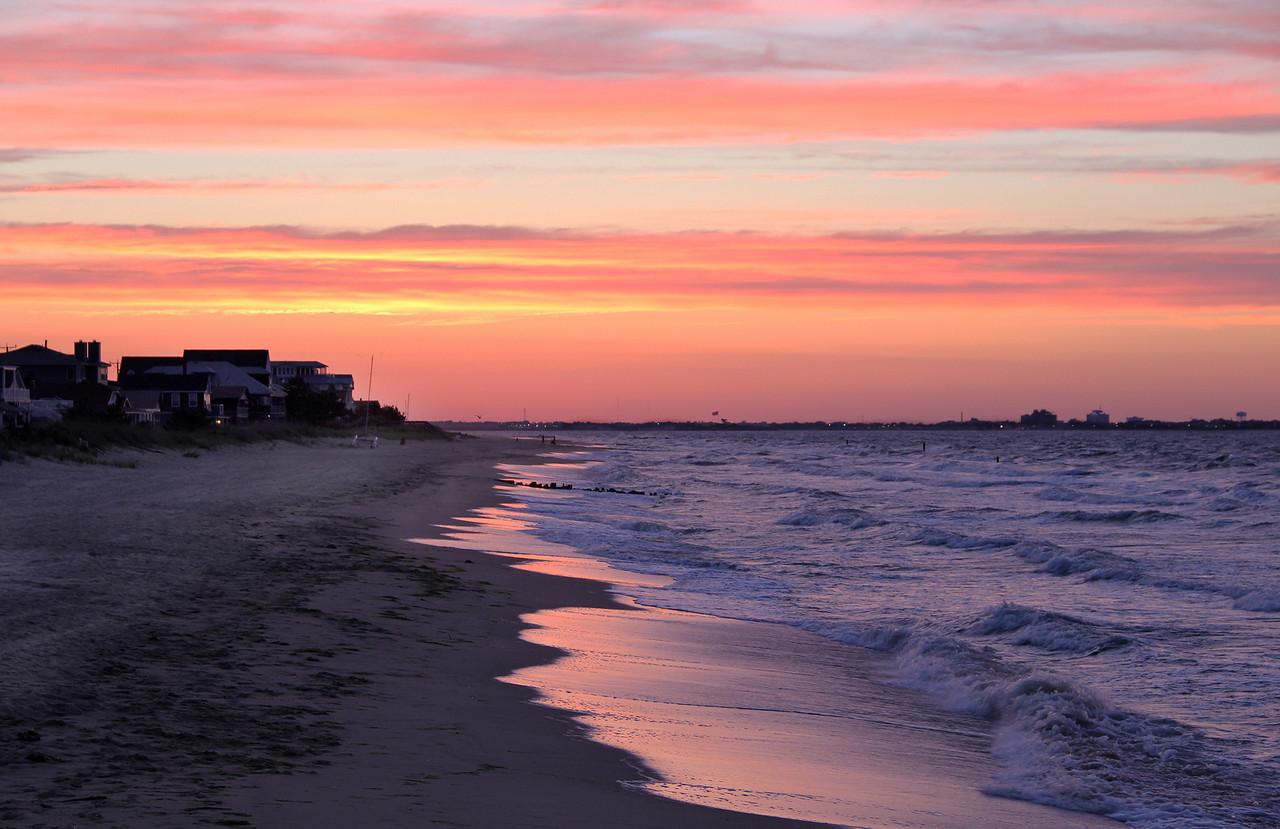 Post Sunset in Ocean View
