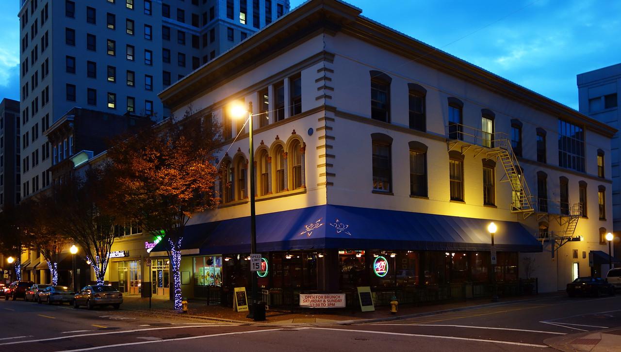 219 Restaurant on Granby Street