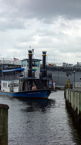 Elizabeth River Ferry