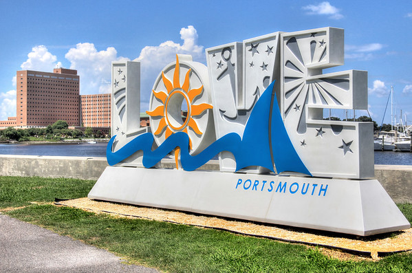 LOVE in Portsmouth