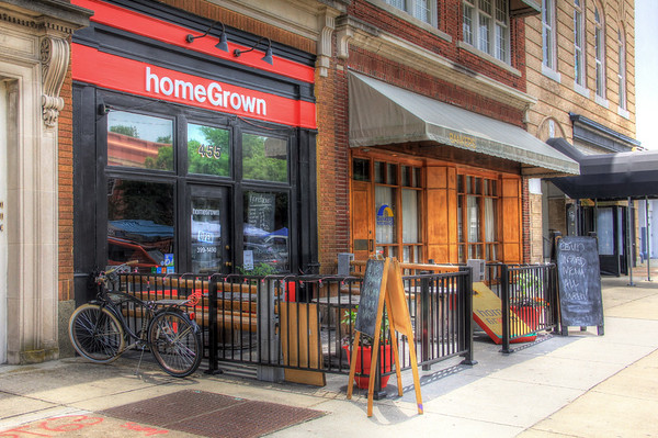 HomeGrown Restaurant