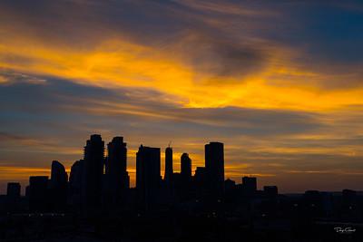"""Good Night Calgary"""