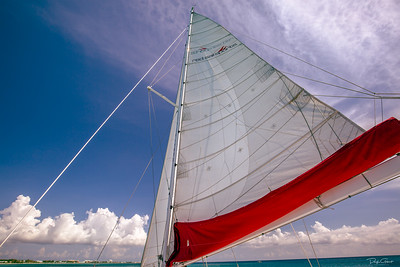 Summer Sailing in the Caymans