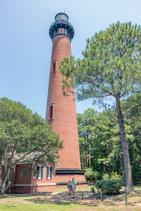 """Currituck Beach Lighthouse"""
