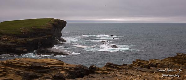 Barwick Head at Birsay Bay