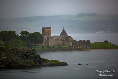 Inchcolm Abbey, Founded in 12th Century