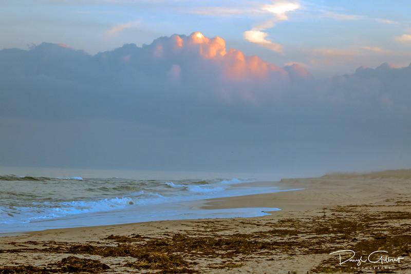 Blue Hour Pastels After Sunset
