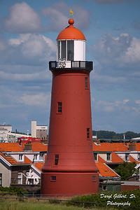 Color Coordinated Lighthouse