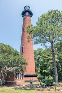 """""""Currituck Beach Lighthouse"""""""