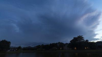 Thunderstorm Over Viera