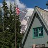 Paradise Ranger Station, Elevation 5,420 feet