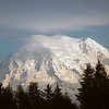 Mount Rainier Preparing For Another Cold Front