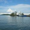 Sihanoukville harbour