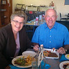 Port Broughton lunch time Friday 22nd March 2013 our good friends Terry and Margaret Modra