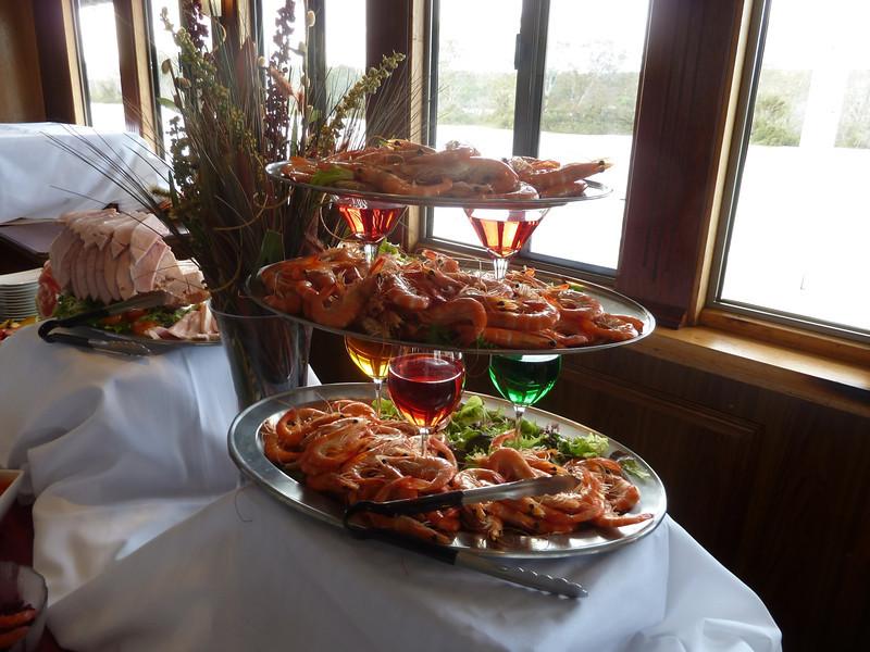 Food ............ fantastic !