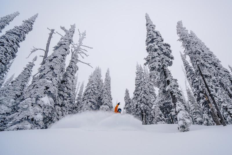 Schweitzer Mountain Resort, Idaho