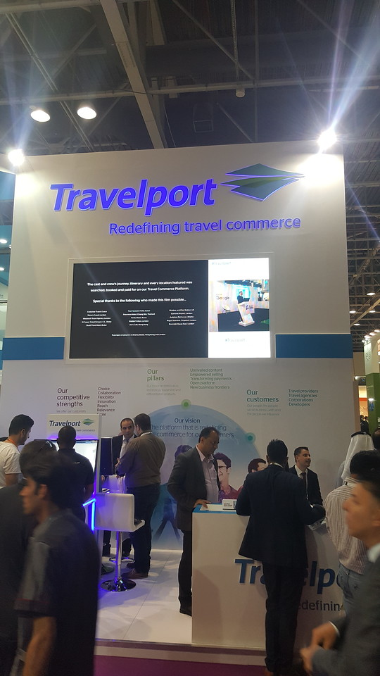 Travelport TINT Mix