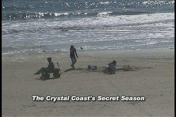 "Winter on the Crystal Coast, the ""Secret Season"""