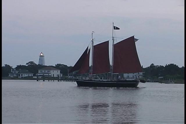 Ocracoke Island narative - Short version