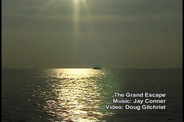 "Music Video - ""The Grand Escape"" This is a visit to Ocracoke Island from the Pamlico Sound, around Silver Lake to the Northern end of Ocracoke Island where the ferry departs for Hatteras Island and back to Ocracoke Village."