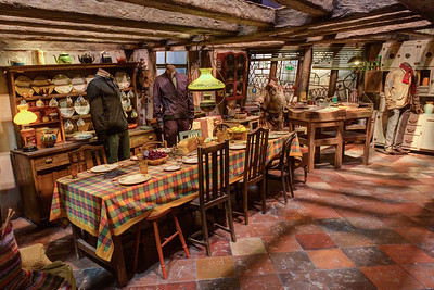The Burrow Kitchen