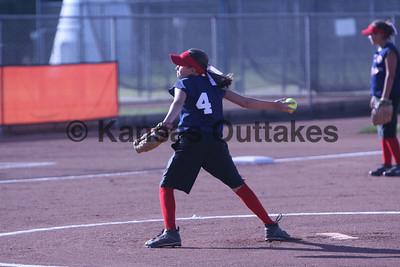 10-under Midwest Regional Tournament girls softball