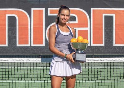 Melisa Ercan, winner, 14u Division