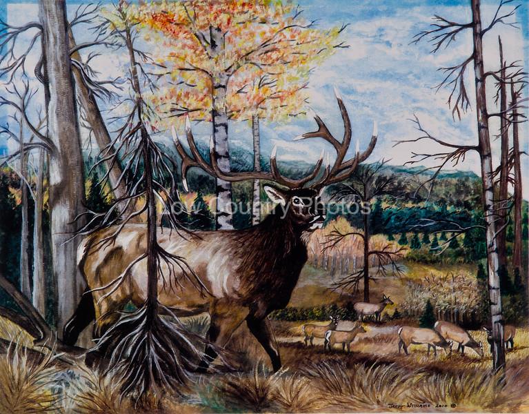 """Artist: Jerry Williams<br /> E-mail: jerry@jerrysindianart.com<br /> Website: <a href=""""http://www.jerrysindianart.com"""">http://www.jerrysindianart.com</a>"""