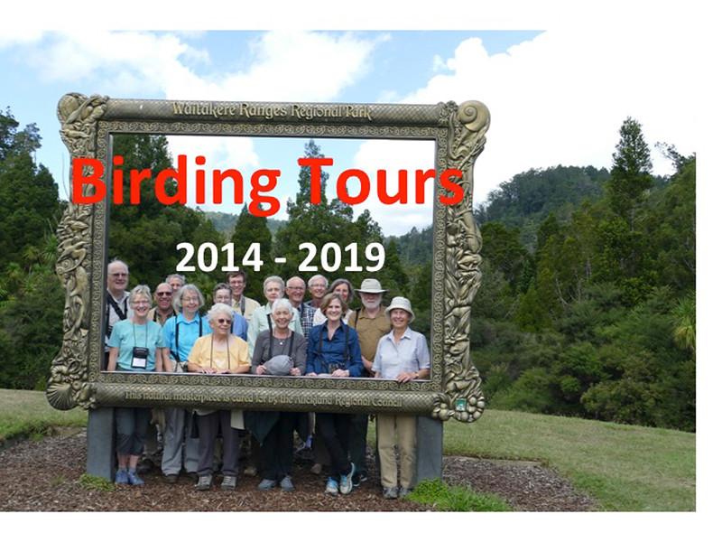 Road Scholar Birding NZ February 2017