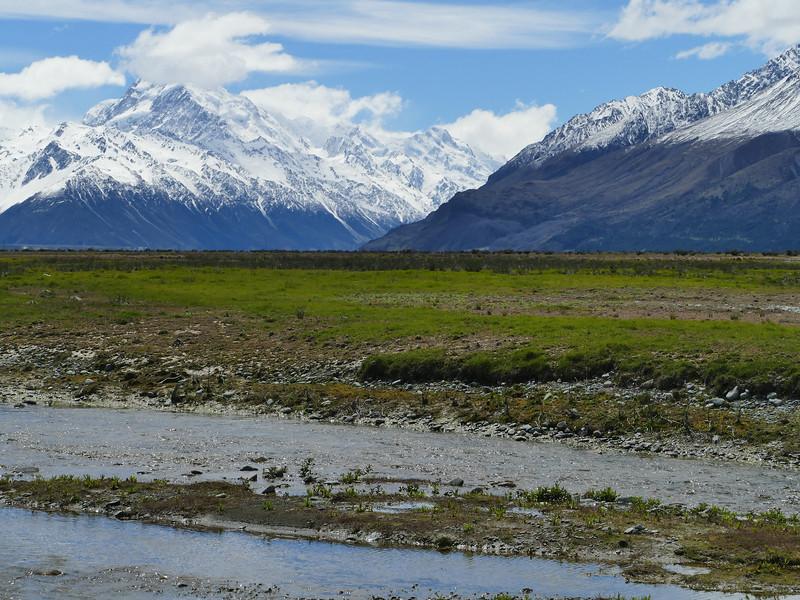 Tasman River delta