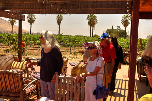 Cedar View Wine Tour