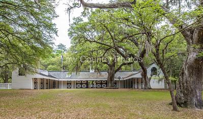 Hobcaw Barony, a 17500-acre wildlife refuge near Georgetown, SC