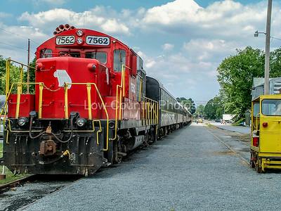 Blue Ridge Scenic Railroad