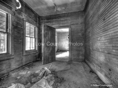 Abandoned Home room